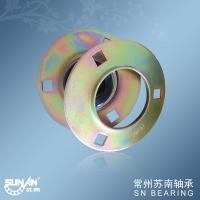 Buy cheap Pressed Steel Ball Bearing Unit For Metallurgy PF207 , Medical Bearing from Wholesalers