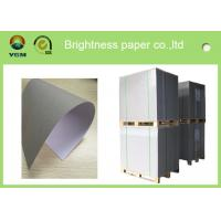 Buy cheap Recycled Premium Coated A4 Paper Board , Hard Stiffness Beverage Board Paper from Wholesalers