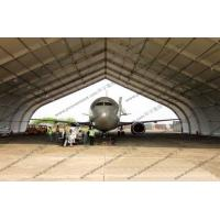 Buy cheap Water Proof Aluminum Frame Aircraft Hangar Tent For Large Aircraft Parking And Maintance from wholesalers
