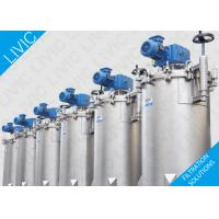 Water Filtration System 200℃ , Self Cleaning Oil Filter With 304 / 316 / CS Housing