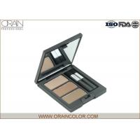 Private Label Natural Makeup Eyeshadow Palette Square Box Container