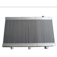 Buy cheap Plate Fin Heat Exchanger Structure , Air Compressor Cooler with 0-50 Deg Ambient Temp from wholesalers