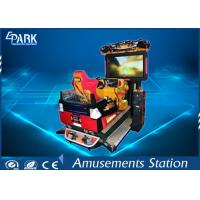 Buy cheap Funny 3D Dynamic Car Arcade Racing Game Machine For Amusement Park from Wholesalers
