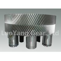 Buy cheap Chemical Double Helical Ring Gears Double Helical Ring Gears 1000 mm Width from Wholesalers