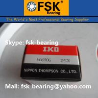 Buy cheap Double Row Needle Bearings for Textile Machine Japan IKO Bearings NA6906 from Wholesalers