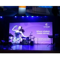 Quality Mutil Color Full Color Led Screen HD 1/32 Scan P2.5 For Stage Events , High Refresh1920 Hz wholesale