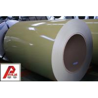 Buy cheap Building material pre painted galvalume steel coil Zinc coating for for roofing sheet from Wholesalers
