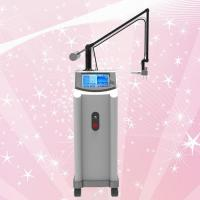 Buy cheap 40W 10600nm Metal RF Fractional CO2 Laser Skin Resurfacing Machine for beauty clinic from Wholesalers