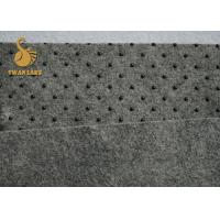 Quality Needle Punched Felt Polyester Anti Slip Outdoor Floor Nonwoven Tiles wholesale