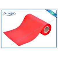 Anti - Uv Heavy Duty Landscape Fabric Nontextile For Bedding / Medical Industries