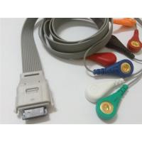 Buy cheap Biomedical Bi9800/9000 One Piece Ecg Cable , 7 Leads Patient Cable For Ecg Machine from Wholesalers
