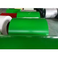 Quality Green Prepainted Galvanized Steel Coil For Metal Building Purlins wholesale