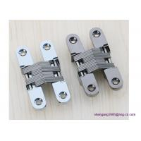 Buy cheap New Die Casting Concealed American Hinge Soss Door Hinge Types Of Invisible Door Hinges from Wholesalers