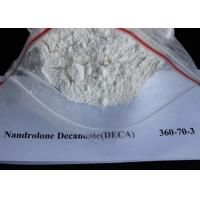 Nandrolone Deca Anabolic Steroids Anabolic Raw Steroid CAS 360-70-3