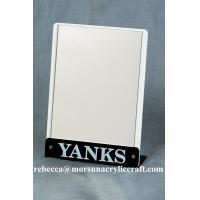 Buy cheap Acrylic Tabletop Cosmetic Mirror from Wholesalers