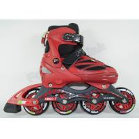 Buy cheap One Set Kids Adjustable Roller Skates Convertible 4 in 1 For Novice Roller Skate Shoes from Wholesalers