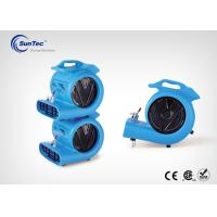 Buy cheap 2700 CFM 3 / 4HP  Electric Carpet Drying Machine Light Weight 4 Drying Positions from Wholesalers