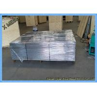 Buy cheap Square Hole 50*50mm Galvanized Welded Mesh Sheets 4.2*0.8 M Size from wholesalers