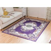 Quality Contemporary Persian Rugs Bedroom , Persian Style Area Rugs No Static wholesale