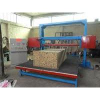 Quality Automatic Horizontal PU / Sponge Sheet Cutting Machine 25m / Min wholesale