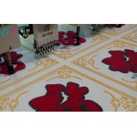 Buy cheap Automatic Chenille Embroidery Machine , Multi-language Operating Interface , Chenille and flat embroidery from wholesalers