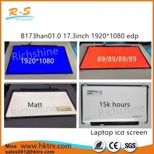 Buy cheap AUO B173HAN01.0 17.3