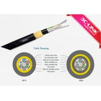Buy cheap ADSS Cable SM or MM Fiber Optical Cable All Dielectric Self-  Supporting from Wholesalers