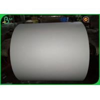 China 95 % - 98 %  Brightness Jumbo Roll Paper Colour Made From Recycled Wood Paper on sale