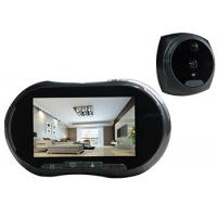 China 4.3 inch LCD screen Electronic peephole door viewer Motion Detection night vision door digital vision camera on sale