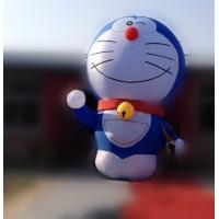 2m PVC Inflatable Doraemon Wearable Moving Inflatable For Business Show