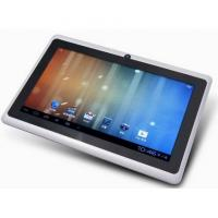 Buy cheap 7 Inch Tablet PC 800x480 Capacitive Android 4.0 512mb/4gb A13 1.2ghz from Wholesalers