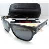 Buy cheap Chrome Hearts Sunglasses FILLED in Black Alloy Full Rim Frame /  Wraparound Lens For Men from Wholesalers