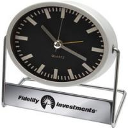 Quality Swiveling Metal Alarm Clock for sale
