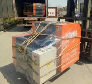Animal Fur Scrap Plastic Film Shredder Minimum 2 Mm Discharge Energy Saving