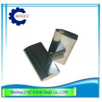 China E011 Electronica EDM Parts EDM Carbide  Power Feed Contact 35x19.85x6.75mm on sale