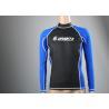Buy cheap Fleece Swim Shirt Boys Lycra Rash Guard  SPF Surfing  T-shirt Windsurf Shirt from Wholesalers