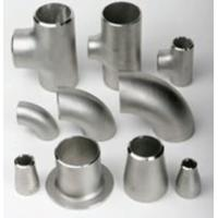 Buy cheap astm a403 wp316l wp316ti wp321 pipe fittings from Wholesalers