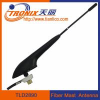 Buy cheap rubber mast radio car antenna/ car am fm radio antenna TLD2890 from wholesalers