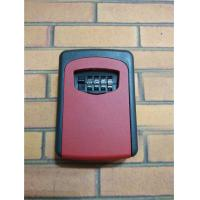 China Industrial 4 Digit Zinc / Aluminum Alloy Car Combination Key Lock Box on sale