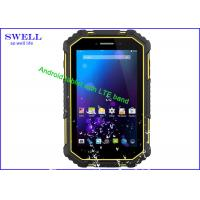 Buy cheap Cellular 3G Rugged Phone , wifi GPS quad core processor tablet water proof from Wholesalers