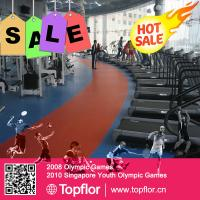 Buy cheap High quality Gym Rubber Sports Gym Plastic flooring from Wholesalers