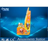 Buy cheap Kids Coin Pusher Subway Parkour Joystick Controlled Amusement Game Machines from Wholesalers