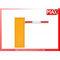 Buy cheap Spring Automatic Parking Barrier Gate 1.6 Second 80W Motor 3 Meters from Wholesalers