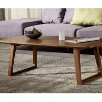 Buy cheap Simple Design Solid Wood Coffee Table Mdf Panel For Living Room Custom from wholesalers