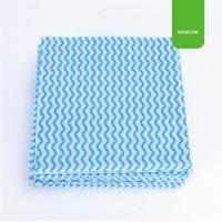 Buy cheap Professional Colorful Disposable Cleaning Cloth 100% Organic Cotton from Wholesalers