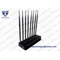 Buy cheap 3G 4G Mobile Network Jammer 100 - 240V AC Power Supply Neutral Packing from Wholesalers
