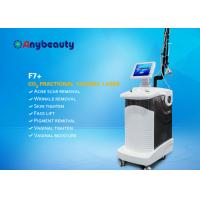 Buy cheap Vertical Co2 Fractional Laser F7 Acne Scar Removal Machine Fractional   /   Normal Mode from Wholesalers