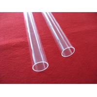 Buy cheap Clear Fused Quartz Tubing from Wholesalers