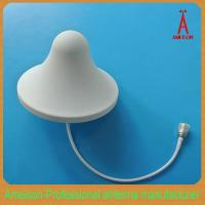 Buy cheap Ameison 806-2500Mhz 3dBi omni ceiling antenna GSM CDMA PCS 3G WLAN antenna from wholesalers