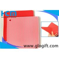Quality cheap 100% Silicone Kitchenware high heat protection mat for kitchen use ODM  wholesale